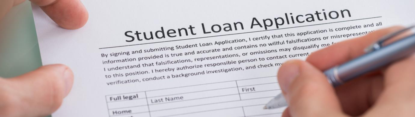 Loan application photo - Outten & Golden Wells Fargo Lending discrimination website